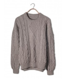 Unbranded Wool Cable Knit Sweater