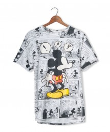 mickey unlimited comix tee.