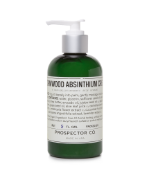 prospector & co. wormwood absinthium cream.