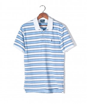 ralph lauren striped polo.