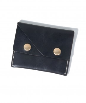 bkdg + kika ny leather snap wallet.