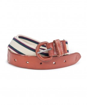 polo by ralph lauren fabric belt
