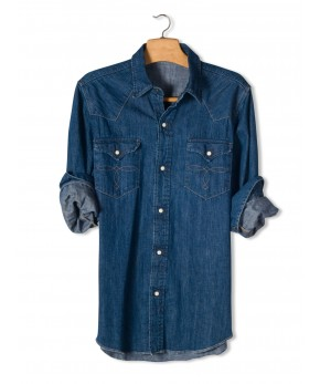 RRL Denim Shirt
