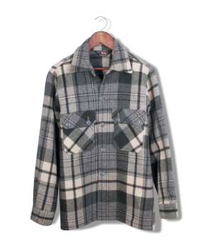 woolrich wool shirt jacket.