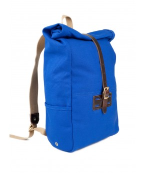 archival clothing roll-top pack.