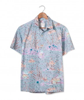 liberty house aloha shirt
