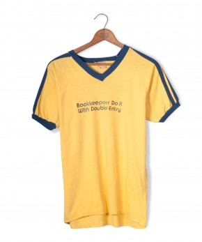 t plus bookkeepers tee